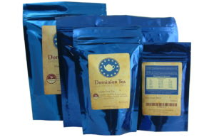 Retail Packaged Tea