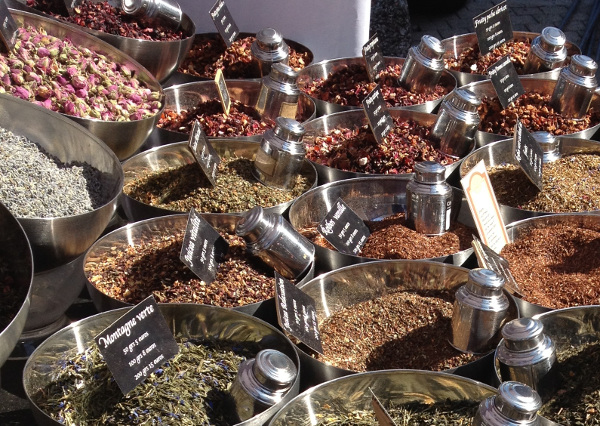 World of Tea Varieties