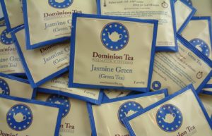 Jasmine Green Tea Sachets