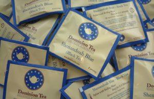 Shenandoah Blue Tea Sachets