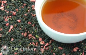Raspberry Lime Black Tea