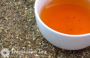 Green Rooibos Loose Tea and Brew